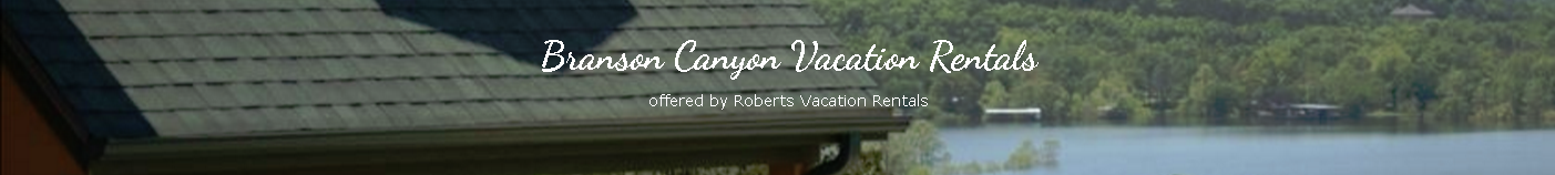 Branson Canyon Vacation Rentals