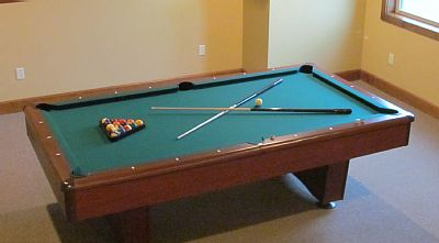 BRANSON CANYON 7 BC Clubhouse pool table