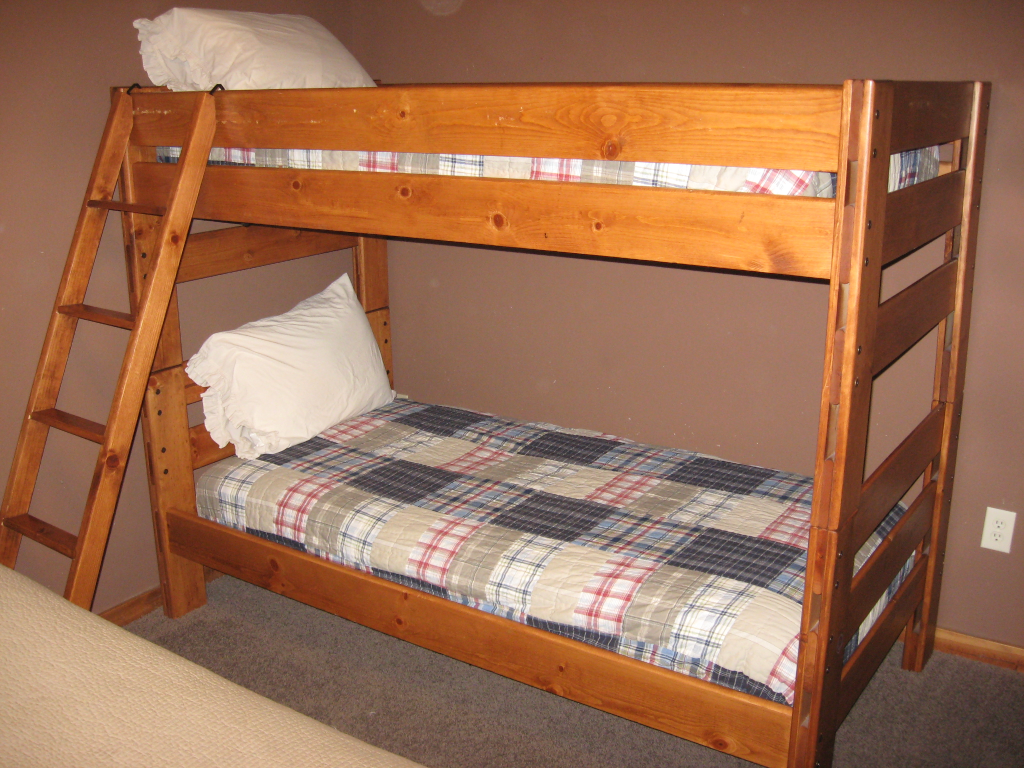 Branson Canyon Vacation Rentals GAL Bunks
