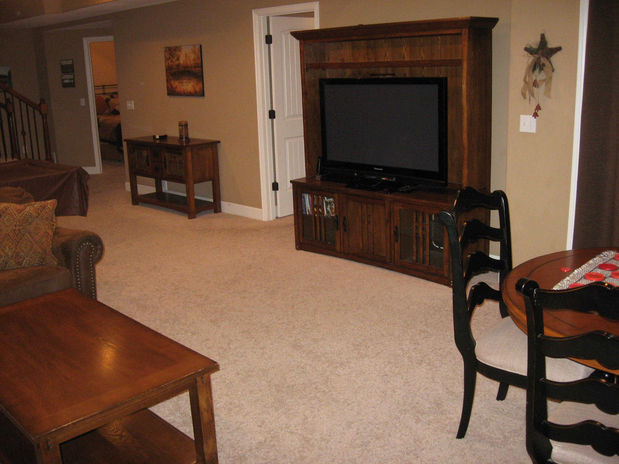Branson Canyon Vacation Rentals Reunion Rendezvous Family room