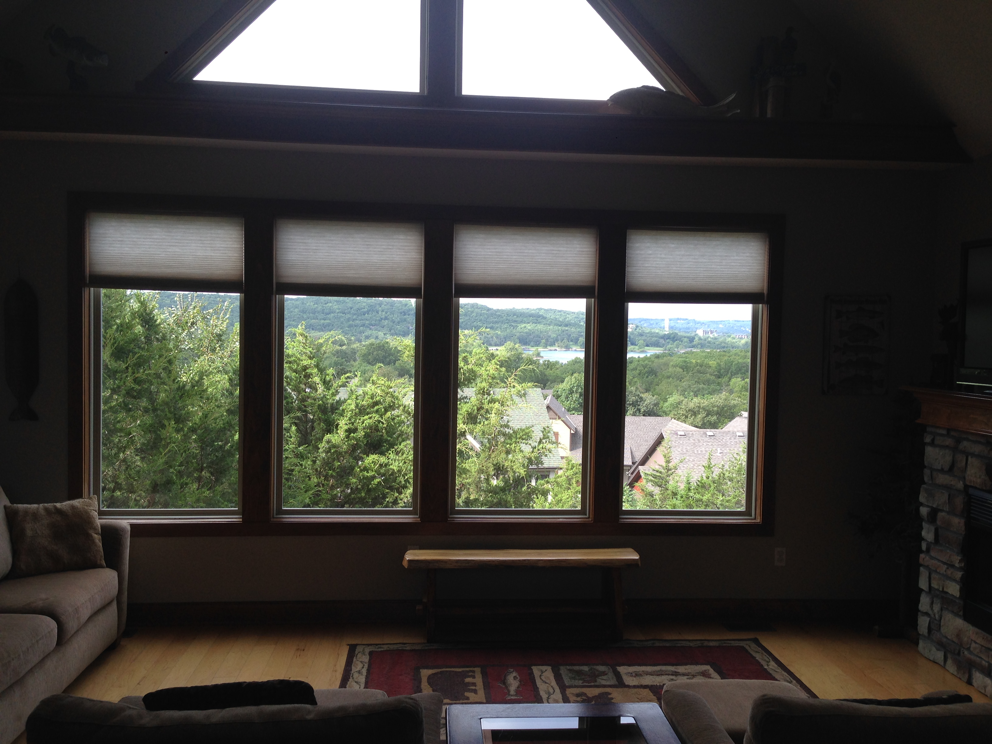 branson canyon vacation rental Alpine Lakeview - What a view